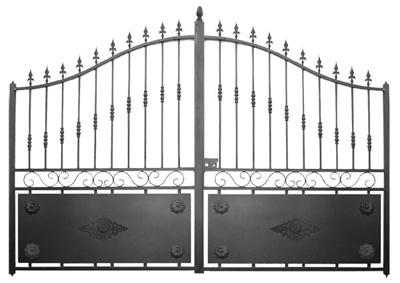 portail-fer-leGolfe